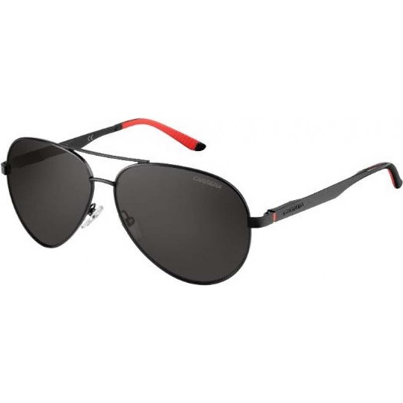 Carrera 8010/S Sonnenbrille Mattschwarz 003 Polarisiert 59mm EBWKM