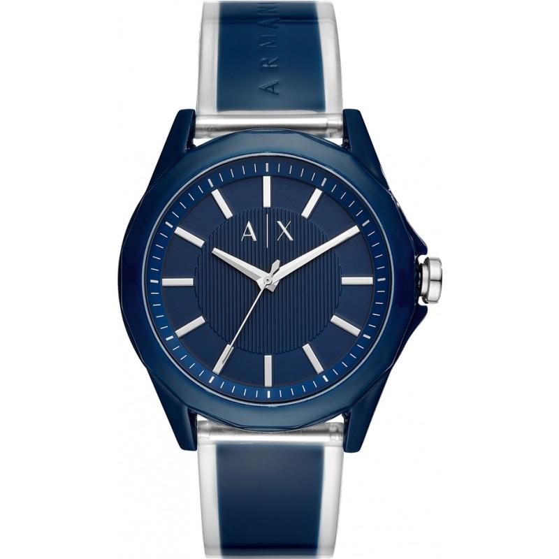 087a4c2809ac Armani Exchange AX2631 Reloj deportivo para hombre