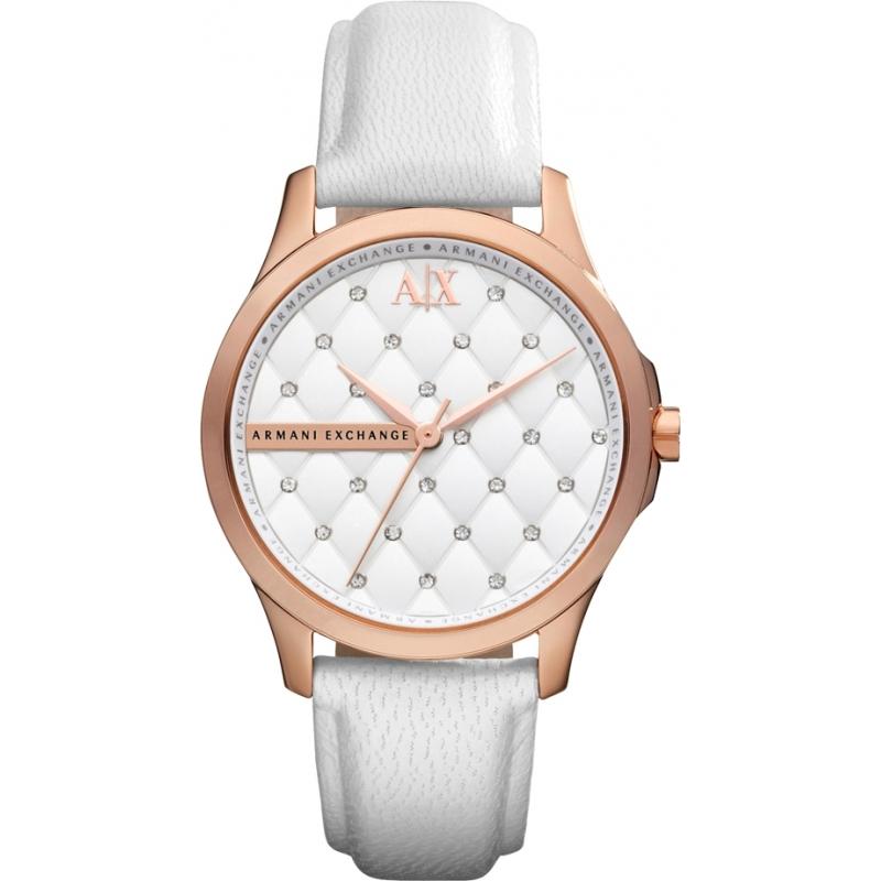 Armani Exchange Diamond Watch