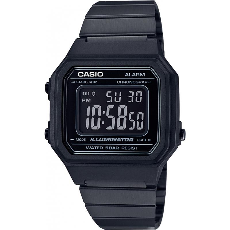 Электронные наручные часы casio