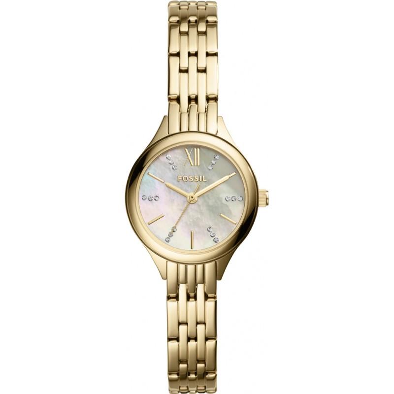 34f8aa18c28e Rose Gold Metal BQ3334 Fossil Watch