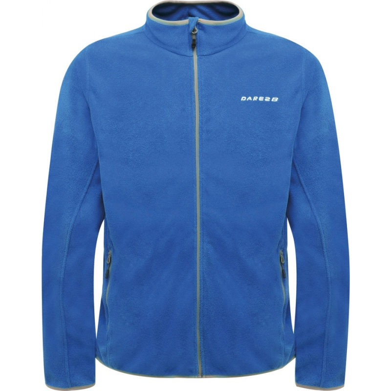 Dare2b DMA308-9PR50-S Mens Resile Skydiver Blue Fleece - Size S