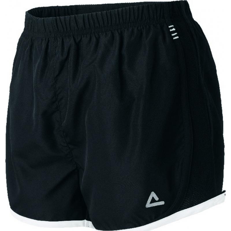 Dare2b DWJ083-8K414L Ladies Pounded Black White Shorts - Size UK 14 (L)