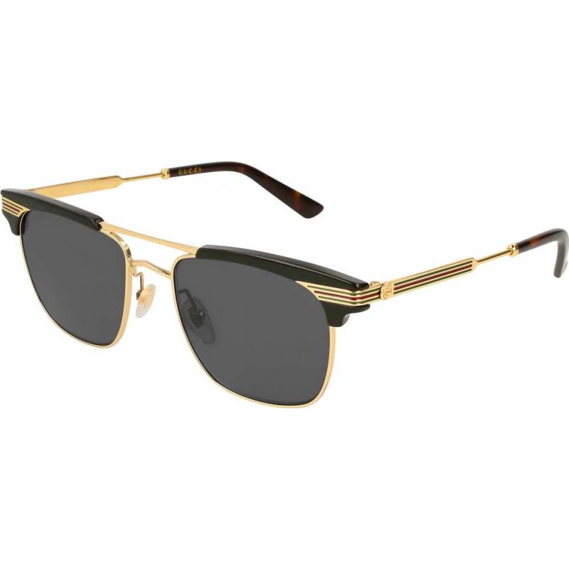 05502837ec Gucci GG0287S-001-52 Hommes gg0287s 001 52 lunettes de soleil