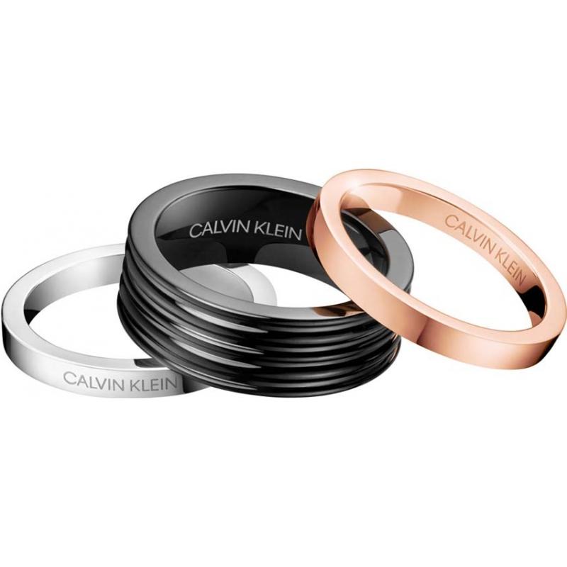 a445b9a233b Calvin Klein Ladies Ring KJ7MBR300106 - ChrisElli
