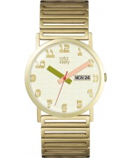 Orla Kiely OK4056 Ladies Madison Gold Plated Bracelet Watch