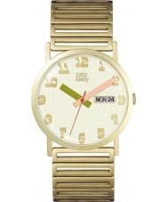 Orla Kiely OK4056 Ladies Madison Gold Plated Bracelet Watch