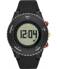 Adidas Performance ADP3220 Sprung Black Silicone Strap Watch