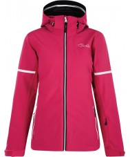 Dare2b Ladies Amplify Electric Pink Jacket