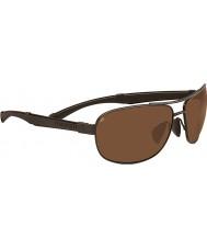 Serengeti Norcia Espresso Polarized 555nm Sunglasses