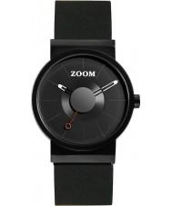 Zoom ZM-3652M-2502 Match Point Black Watch
