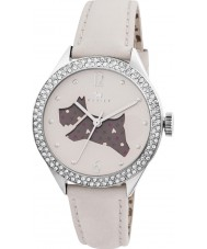 Radley RY2205 Ladies Cream Leather Strap Watch with Stones