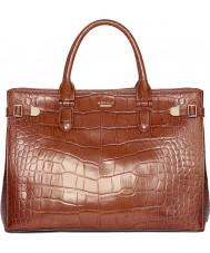 Modalu MH6188-TOFFEECROC Ladies Emerson Bag