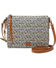 Fossil ZB7134469 Ladies Emma EW Cross Body Bag