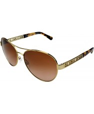 Michael Kors MK5003 60 Cagliari Gold 100413 Sunglasses
