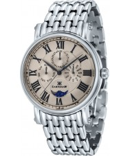 Thomas Earnshaw ES-8031-33 Mens Maskelyne Silver Steel Bracelet Watch