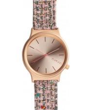 Komono KOM-W1361 Wizard Tweed Seashell Watch