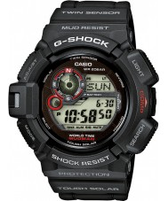 Casio G-9300-1ER Mens G-Shock Twin Sensor Solar Powered Watch