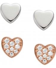 Fossil JFS00438998 Ladies Earrings Gift Set