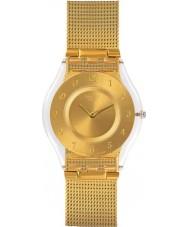 Swatch SFK355M Generosity Gold Steel Bracelet Watch