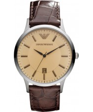 Emporio Armani AR2427 Mens Classic Amber Brown Watch