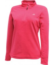 Dare2b Ladies Freeze Dry Electric Pink Fleece