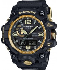 Casio GWG-1000GB-1AER Mens G-Shock Black Solar Powered Compass Watch