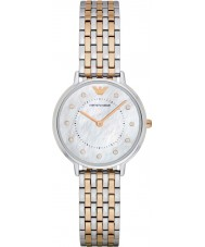 Emporio Armani AR2508 Ladies Dress Two Tone Steel Bracelet Watch