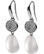 Skagen SKJ0121040 Ladies Pearl Drop Earrings