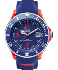 Ice-Watch 001330 Ice-Sporty Exclusive Blue Silicone Strap Watch