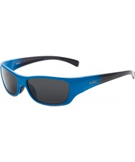 Bolle Crown Jr. Blue Fade TNS Sunglasses