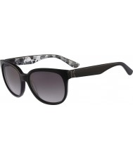 Karl Lagerfeld Ladies KL847S Black Sunglasses