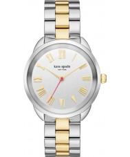 Kate Spade New York KSW1062 Ladies Crosstown Two Tone Steel Bracelet Watch