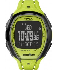 Timex TW5M00400 Ironman 150-Lap Full Size Sleek Green Resin Strap Watch