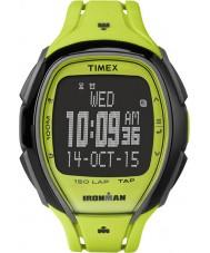 Timex TW5M00400 Ironman 150-Lap Full Size Sleek Green Resin Strap Watch