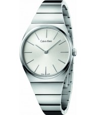 Calvin Klein K6C2X146 Supreme Silver Steel Watch