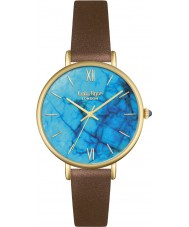 Lola Rose LR2024 Ladies Bronze Leather Strap Watch