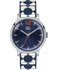 Orla Kiely OK4057 Ladies Pop Multicolour Expander Bracelet Watch