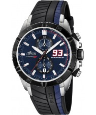 Lotus 18103-6 Mens Marc Marquez Chrono GP Blue Black Watch