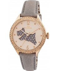 Radley RY2206 Ladies Marsupial Leather Strap Watch with Stones