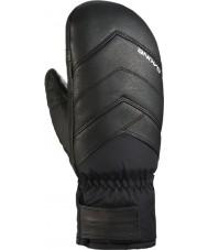 Dakine 10000704-BLACK-L Ladies Galaxy Mittens