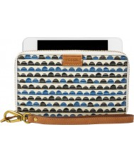 Fossil SL7197469 Ladies Emma Zip Clutch