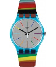 Swatch SUOS106 Colorbrush Watch