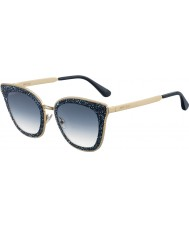 Jimmy Choo Ladies LIZZY S KY2 08 63 Sunglasses