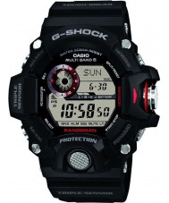 Casio GW-9400-1ER Mens G-Shock Premium Triple Sensor Radio Controlled Solar Powered Watch