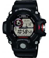 Casio GW-9400-1ER Mens G-Shock Premium Triple Sensor Radio Controlled Solar Powered Watch