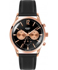 Henry London HL41-CS-0042 Mens Richmond Black Chronograph Watch