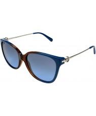 Michael Kors MK6006 57 Marrakesh Brown Blue Ombre 300717 Sunglasses