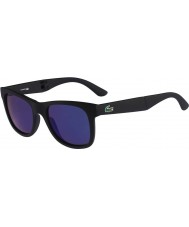 Lacoste L778S Matt Black Foldable Sunglasses