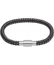 Unique B275BL-21CM Mens Bracelet